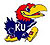University of Kansas Jayhawk