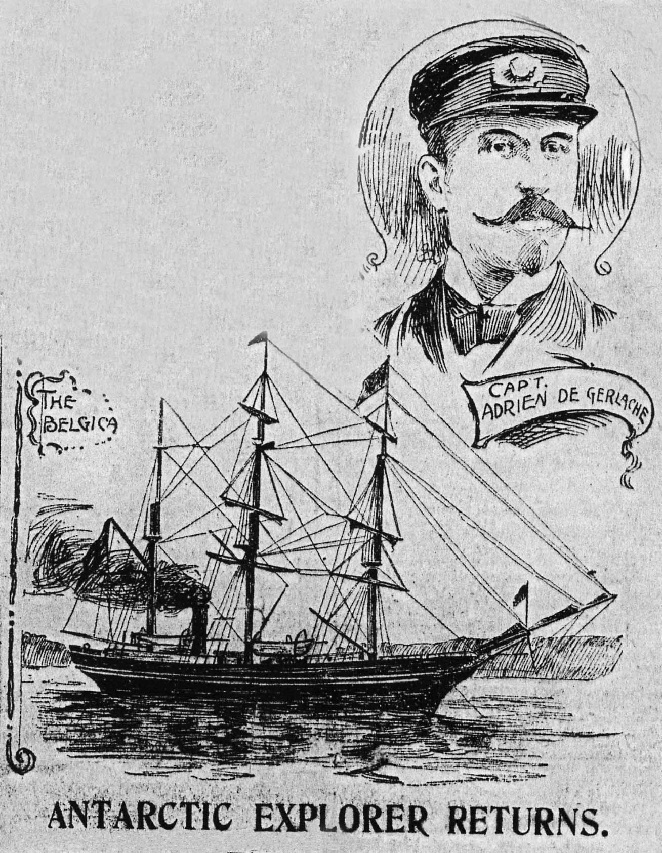 Expedition Made Successful Return From >> New World Opened Brooklyn April 4 1899